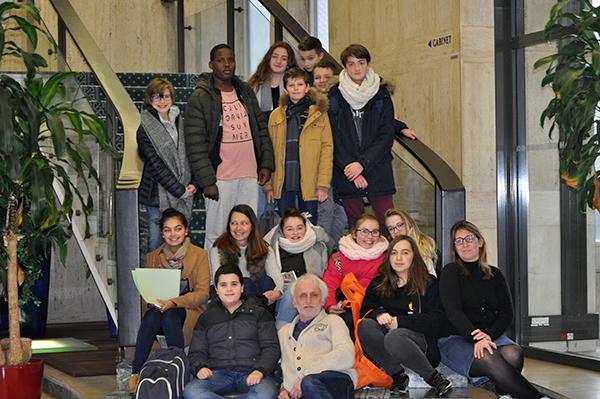 Commission Culture et Patrimoine du 7.02.2018
